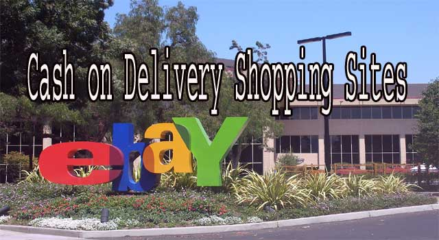 Cash On Delivery Shopping Sites