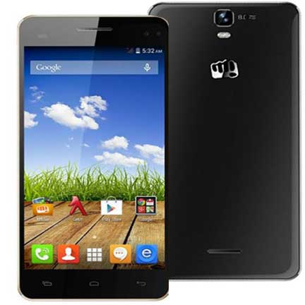 Micromax Canvas HD Plus A 190
