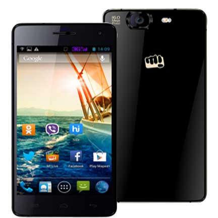 Best Mobile Phone of Micromax With Price and Specs