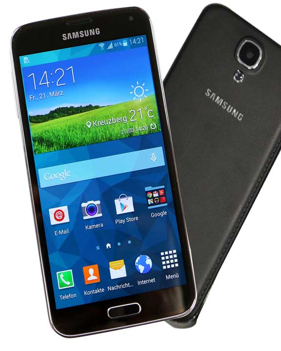 Samsung Galaxy S5 Price, Full Specification And Features