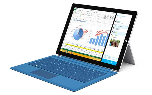Surface Pro 3 Specifications And Featues - HowFlux