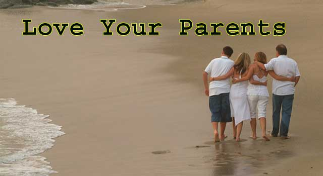 How to Love Your Parents Unconditionally
