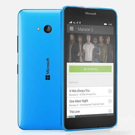Microsoft Lumia 640 LTE Specification and Price