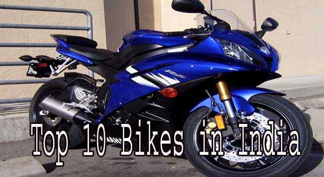 Top 10 Bikes in India with Features - HowFlux