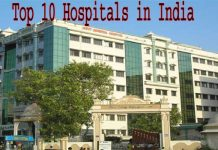 List of Top 10 Hospital In India