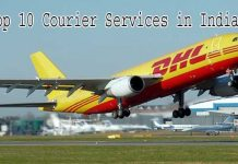 Top 10 courier Services in India
