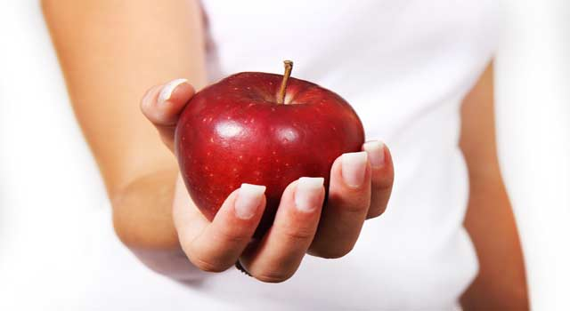 Health Benefits of Natural Apples