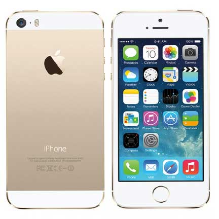 Apple iPhone 5s Features and Price In India