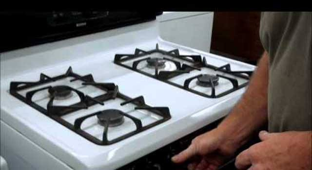 How to Clean Gas Stove Top, Burners, Grates