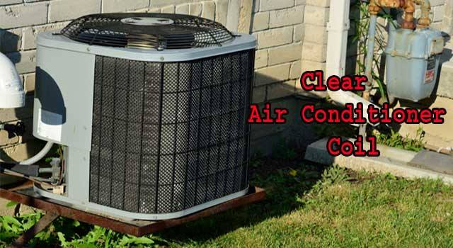 6 Easy Ways to Clean Air Conditioner Coils