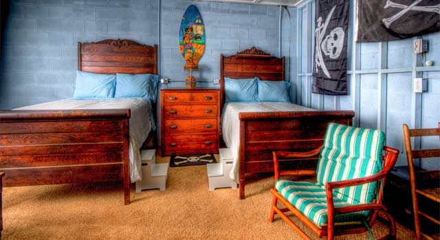 5 Ideas on How to Decorate a Boy's Room