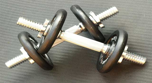 How To Workout With Dumbbells at Home