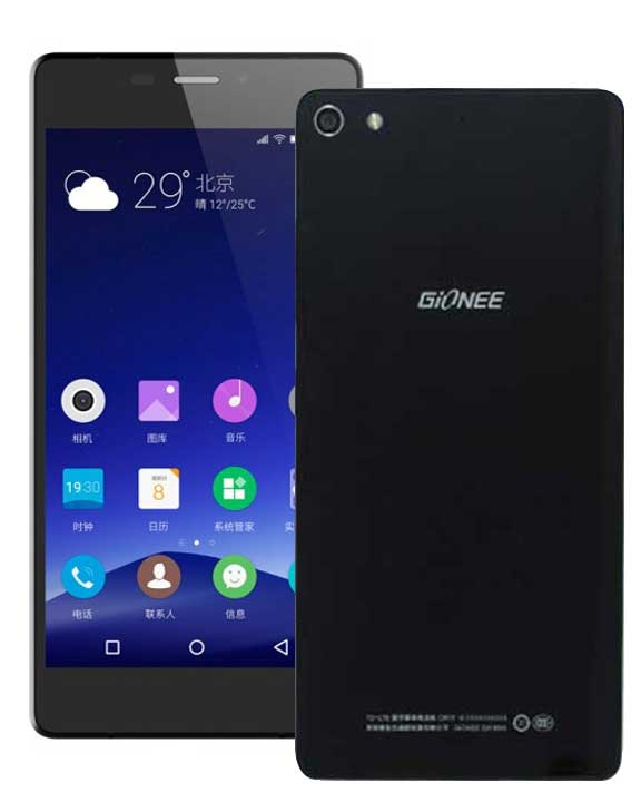 Gionee Elife S7 - Full Phone Specification And Features