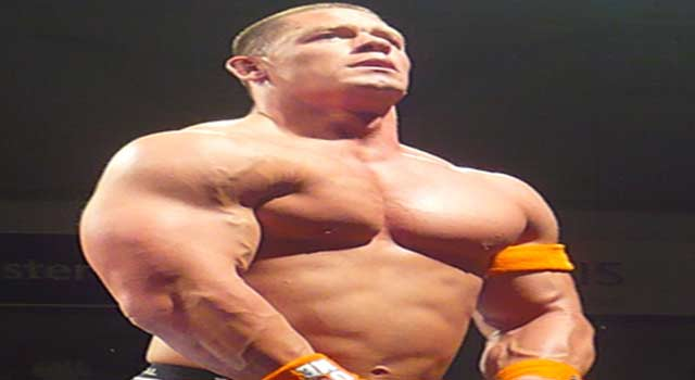 John Cena Workout Routine in Gym and Diet Plan