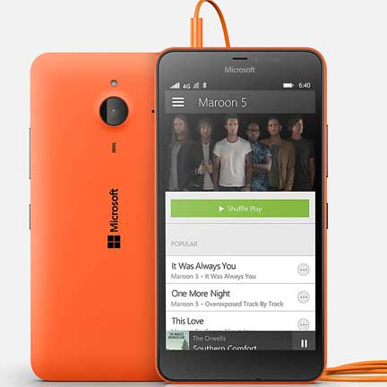 Microsoft Lumia 640 XL LTE Specifications and Price