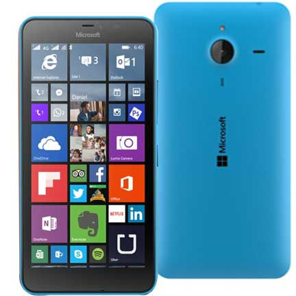 Microsoft Lumia 640 XL Dual Sim Specifications
