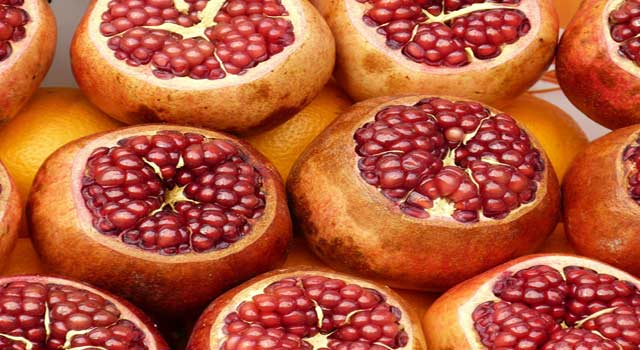 Health and Beauty Benefits of Pomegranate