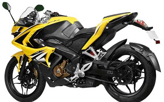 Bajaj Pulsar RS 200 Features and Price In India
