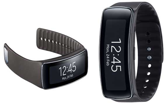Samsung Gear Fit Specifications and Price
