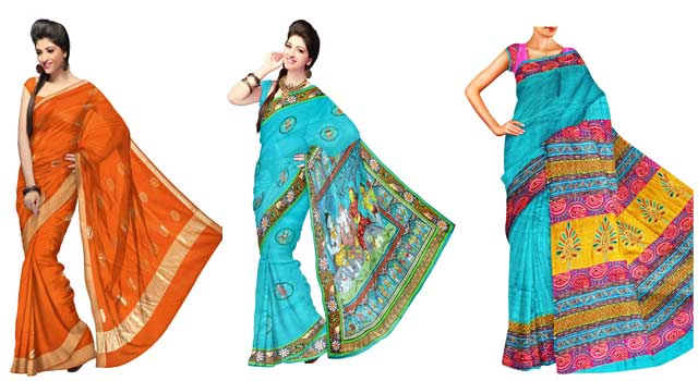 4 Best Ways to Wear a Saree to Look Beautiful