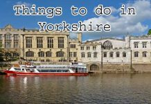6 Things to do in Yorkshire