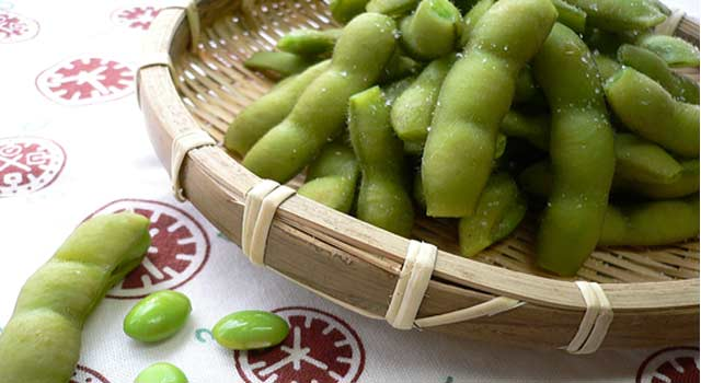 6 Health Benefits of Eating Edamame Beans - HowFlux