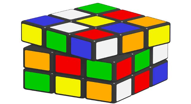 5 Steps to Solve a Rubik Cube Quickest Way