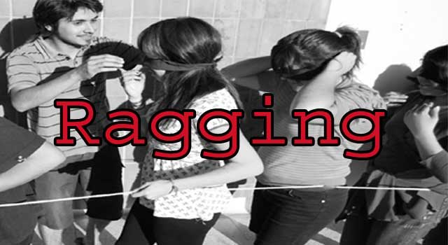 Ragging Definition - What is Ragging?