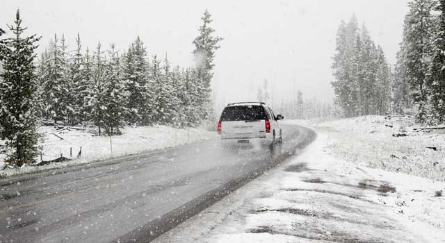 5 Tips for Safe Winter Driving For Bike and Cars - HowFlux