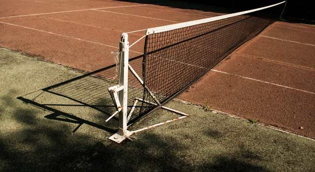 Build a Tennis Court