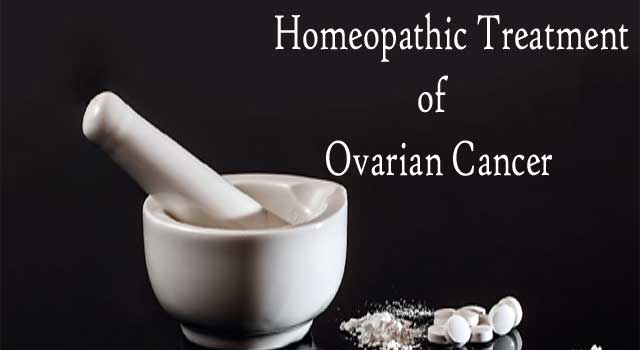 4 Proven Homeopathic Treatment for Ovarian Cancer