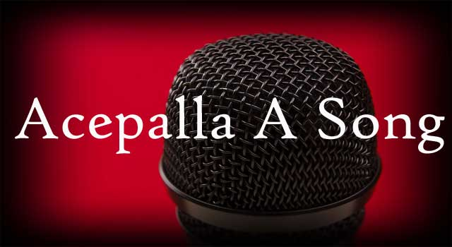 How to Sing Acapella a Song (6 Steps)
