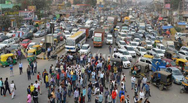 Jaat Reservation - How Jaat Strike Affect Country's Economy10