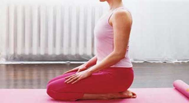 4 Yoga Poses For Healthy Life