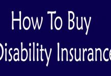 how to buy additional disability insurance