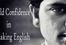 How to Build Confidence in Speaking English