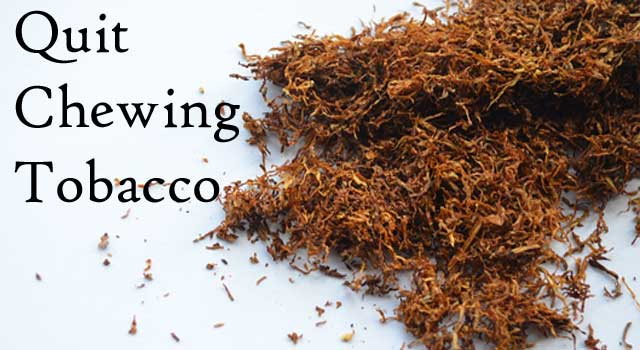 6 Popular Ways to Quit Chewing Tobacco Addiction