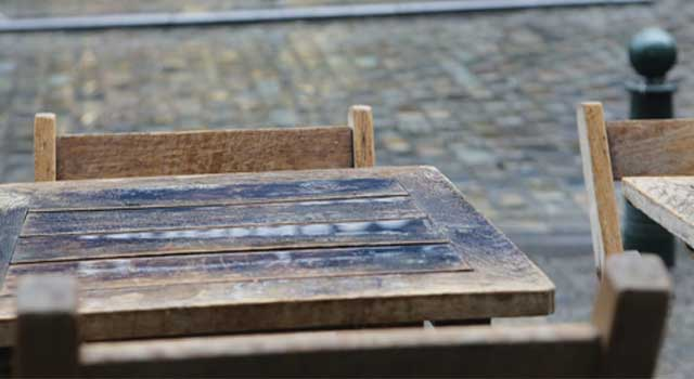 How to Repair Old Damaged Furniture Table