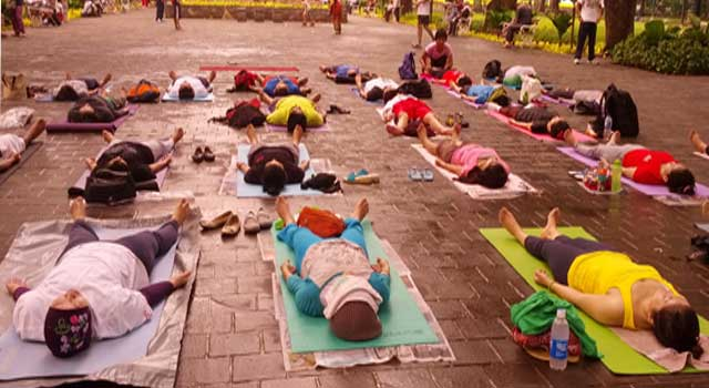 Aasans of Yoga to Do Daily for Healthy Life