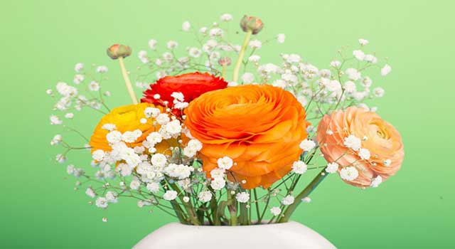 how to make artificial flower arrangements for special occasion