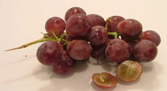 proven health benefits of red grapes