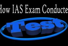 How Is an IAS exam conducted