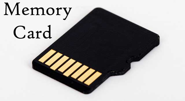 A Complete Guide to How Memory Card Works