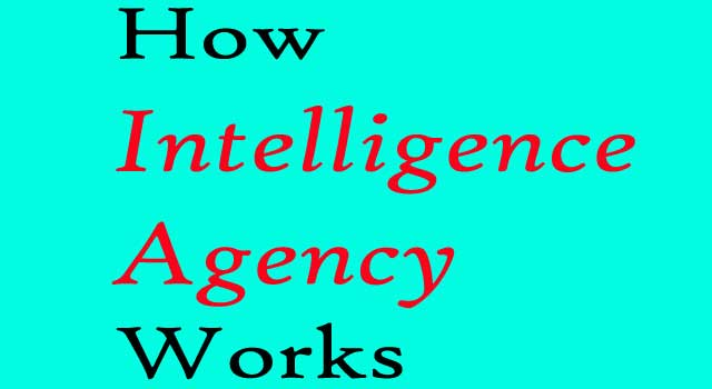 How do Intelligence Agencies Work Together