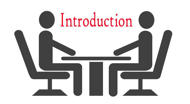 an introduction to an interview It's game time—the interview is here you prepped well you aced the handshake, anticipated the questions they asked, and wowed them with your smooth, competent demeanor and relevant work anecdotes or maybe it wasn't your best interview (it happens), and you need a way to salvage the whole.