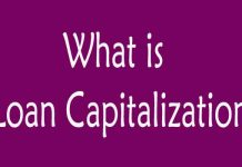 What Is Loan Capitalization