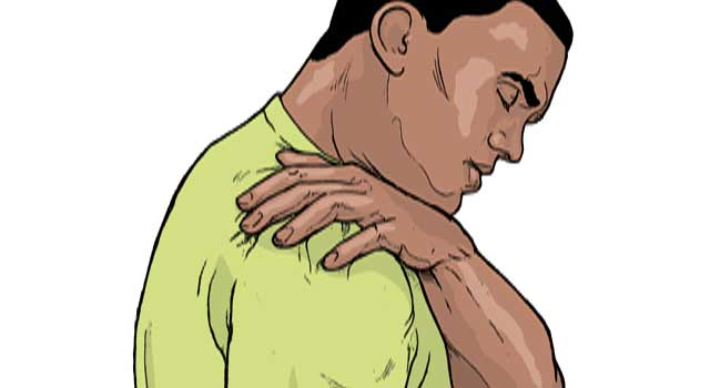 How to Relief from Neck and Shoulder Pain