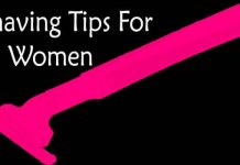 shaving tips for extremely sensitive skin for women