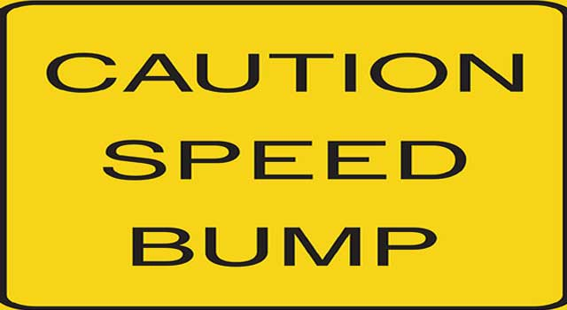 How Speed Bumps Damage Car