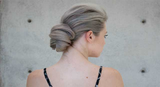 How to Style Your Hair into a Chignon